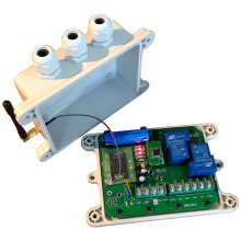 GSM-WEEKLY direct factory GSM controller with Rechargeable lithium battery on board weekly timer inside designed