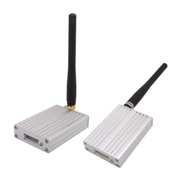 2pcs/lot SV612 - 433MHz TTL/RS232/RS485 Interface 470/868/915MHz Wireless RF Transmitter and Receiver Module