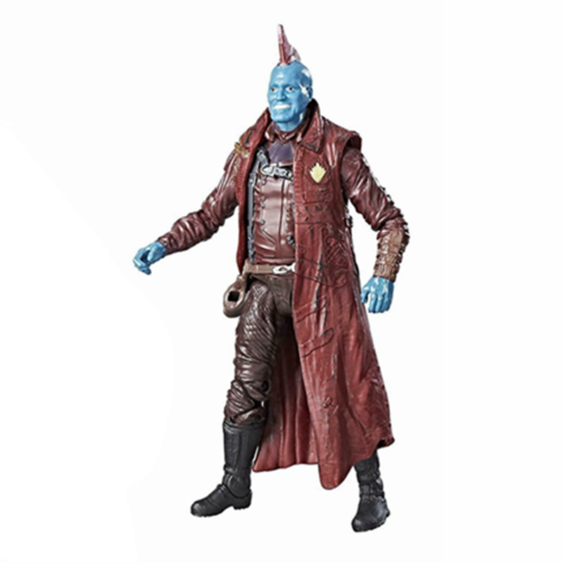 3.75' Guardians Of The Galaxy Yondu Figure Toy Brinquedos Figurals Collection Model Gift
