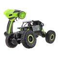 Lynrc RC Автомобилей 4WD 2.4 ГГц Rock Crawlers Митинг восхождения Автомобиль 4x4 Двойной Motors Bigfoot Модель Автомобиля Дистанционного Управления Внедорожных Транспортных Средств игрушка