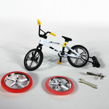 Excellent Quality bmx toys alloy Finger BMX Functional kids Bicycle Finger Bike mini-finger-bmx Set Bike Fans Toy Gift mini finger bmx bicycle flick trix finger bikes toys bmx bicycle model bike tech deck gadgets novelty gag toys for kids gifts