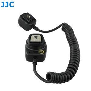 Image 2 - JJC 1.3 m TTL Off lampa błyskowa sznury synchronizacji światła zdalnego skupić się kabel do produktu firmy OLYMPUS/Panasonic kamery miga