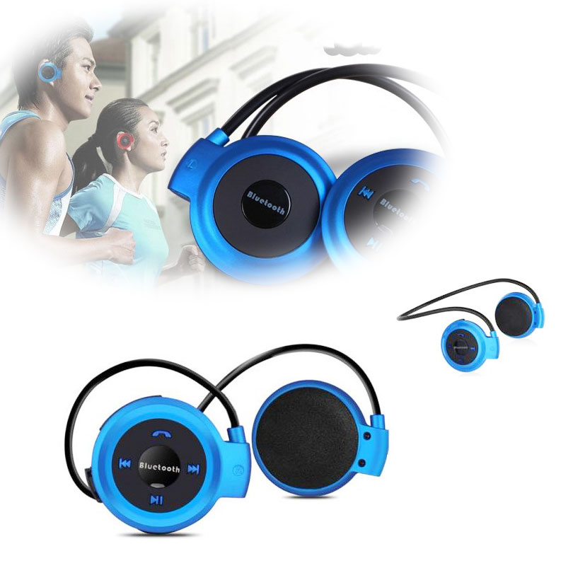 Wireless Running Headsets Sports Bluetooth Headphones Support TF Card Music Play Portable Neckband Wireless Earphones Headset lesoi f1 portable wireless bluetooth speaker support tf card