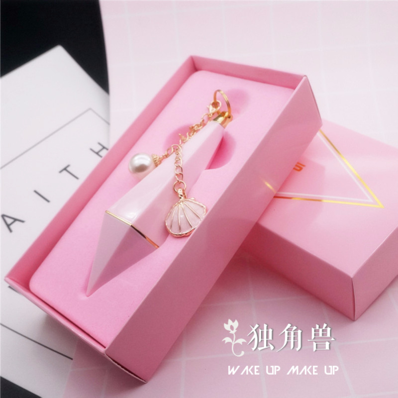 2/10pcs 12.1mm Empty Pink Lipstick Tubes ,Pink Lip balm tube with Paper box, Pink DIY LIp gloss Packing container Free Shipping pink lipstick мини платье с капюшоном