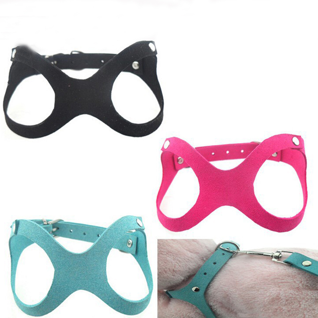 Glasses Style Adjustable Dog Harness
