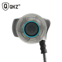 100 Original QKZ X10 In Ear Stereo Earphone Music Headsets For Xiaomi Samsung IPhone SE 5s