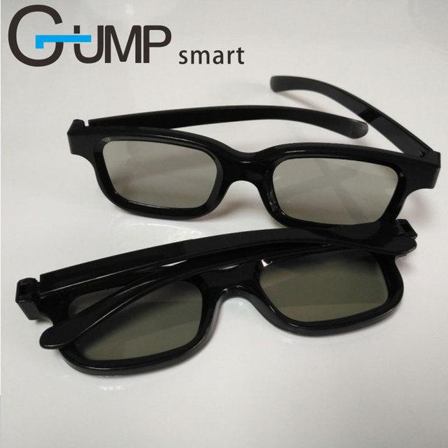 Mais novo ABS plástico fabricante de óculos de realidade Virtual cinema óculos  3D filme RD polarizada 7641f06b11