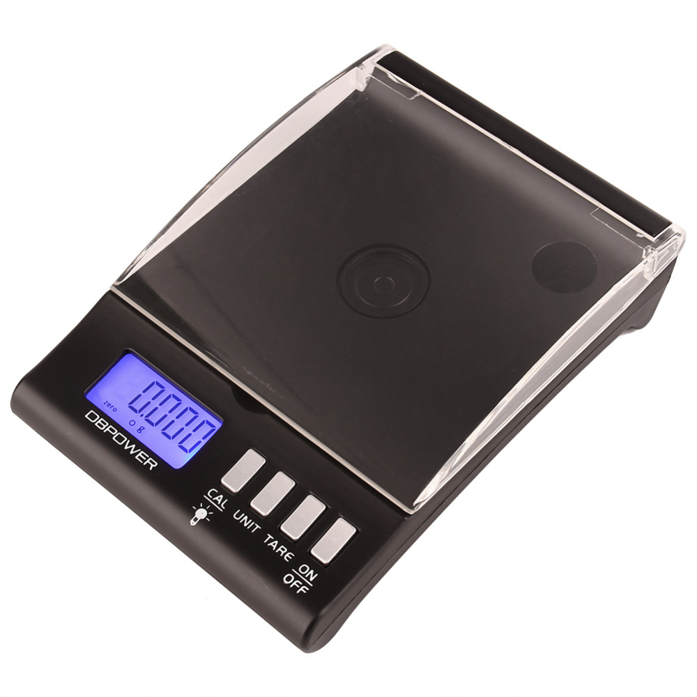 Portable Pocket Precision Digital Scale 0.001g-30g Powder Grain Jewelry Measure