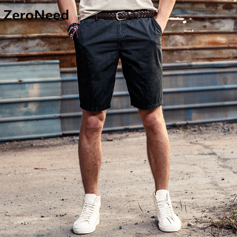 US $18.59 40% OFF|Casual Shorts Men Cargo