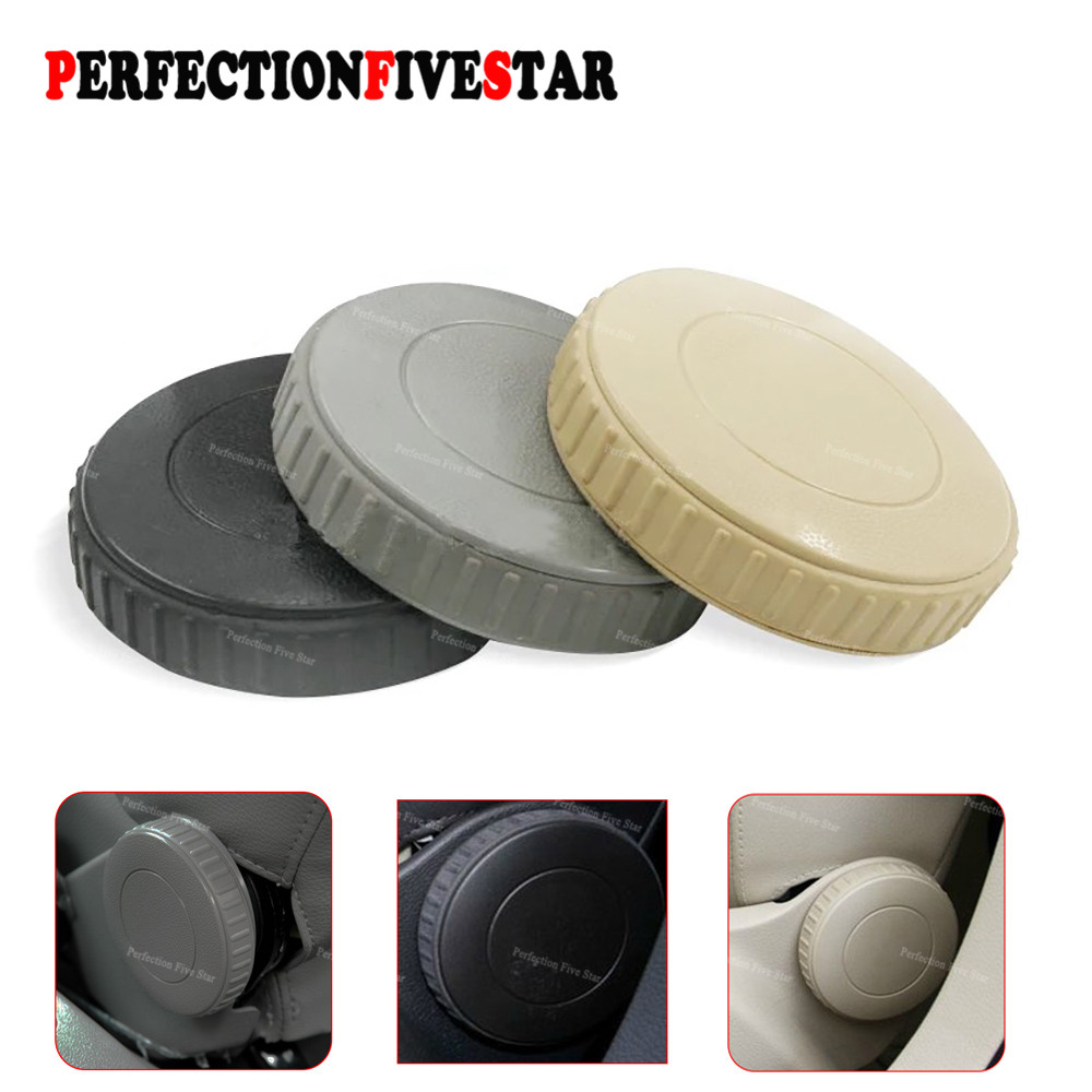 1J0881671 For VW Bora Golf Jetta Passat Beetle Polo Touran Caddy Beige Black Grey Front Seat Recline Knob Adjust Handle