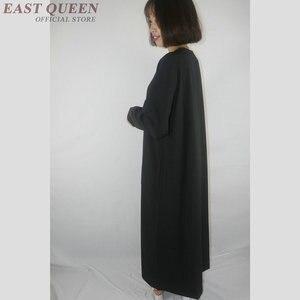 Image 5 - Muslimischen kleid frauen kleidung kaftan dubai abaya islamische kleidung arabische kleid abayas für frauen AE001