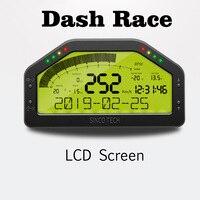 Dash Race Display DO904 Full Sensor Kit Dashboard LCD Screen Rally Gauge With bluetooth Function Waterproof 9000RPM Rally Gauge