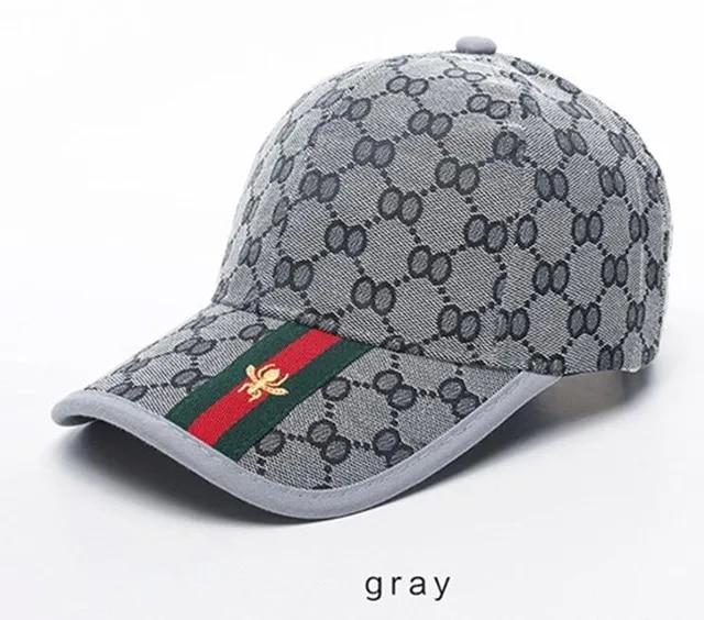 2019 new fashion, high-quality geometry, luxury brand men's and women's baseball caps, summer outdoor leisure sunshade caps
