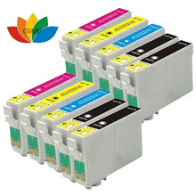 10x New Ink cartridges for WorkForce WF-3010DW, WF-3520DWF, WF-3530DTWF,WF-3540DTWF,Printer T1291-T1294