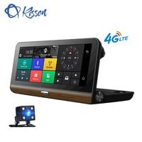 Dash Camera In Car Video Camera Full HD 1080P Android 5.1 GPS Navigator Video Registrator Car DVR 8 4G WIFI Dashboard Camera
