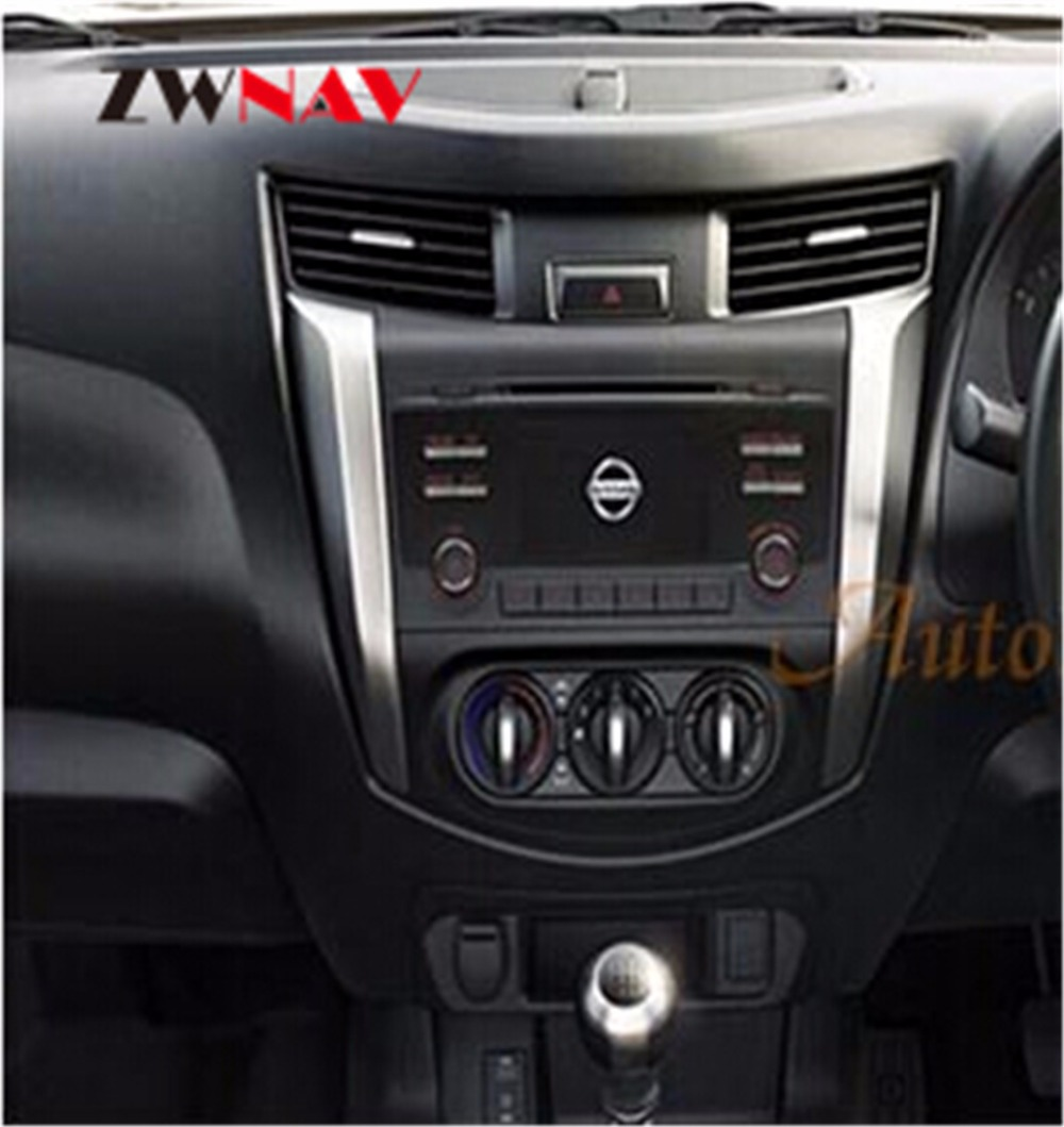 8 Core Android 8.0 RAM 4G ROM 32GB 2Din Car GPS Navigation DVD Player Unit For Nissan NP300 Navara 2014 2015 2016 2017 8 core ram 4g rom 32g 8 inch auto pc 8 core android 8 0 gps navigation car dvd player head unit for volkswagen touareg 2010 2015