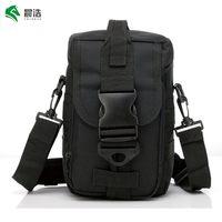 CHENHAO Military Sling Bag Men 600D Nylon Cross Body Messenger Shoulder Back Pack Sling Chest High