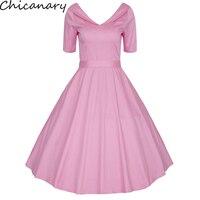 Mùa thu của Phụ Nữ Elegant Belted Lần Lượt Xuống Cổ Áo Cổ Điển Bóng Gown Mang Buổi Tối Bên Casual Cotton Dresses Cộng Với kích thước Vestidos