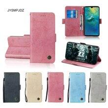 Para Nokia 5,1 más 2018 de caso de teléfono Flip 5,1 Plus X5 2018 cubierta de cuero para Nokia X5 2018 HMD Bravo funda cartera Retro