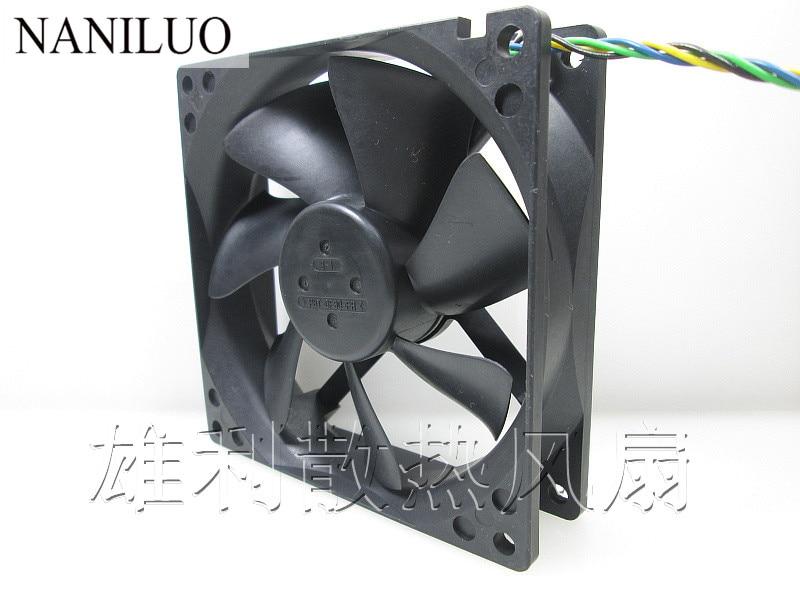 NMB CPU case cooling fan 3610RL-04W-S66 392185-001 372651-001 DC 12V 0.56A 4-pin