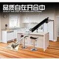 Alta calidad de levante hidráulico Gas primavera cocina mueble armario soporte de cojinete 100N carga