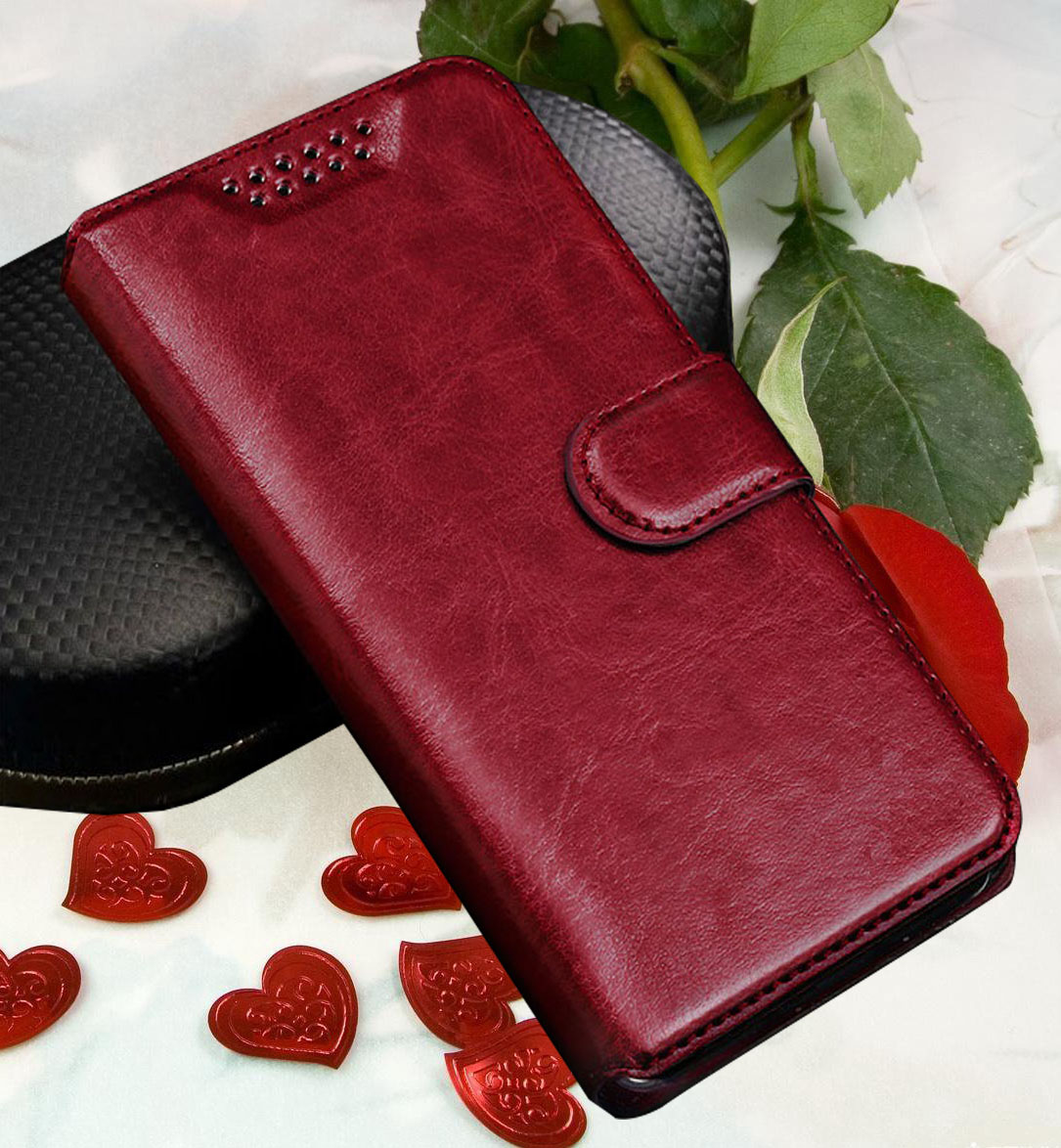 Wallet Case For <font><b>Micromax</b></font> Q415 Flip PU Leather stand Magnetic fashion cell phone shell stand Strap For <font><b>Micromax</b></font> <font><b>Q</b></font> <font><b>415</b></font> image
