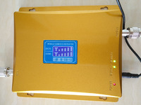 LCD Display Dual Band GSM DCS Mobile Celular Signal Booster 2G 900mhz And 4G LTE 1800Mhz