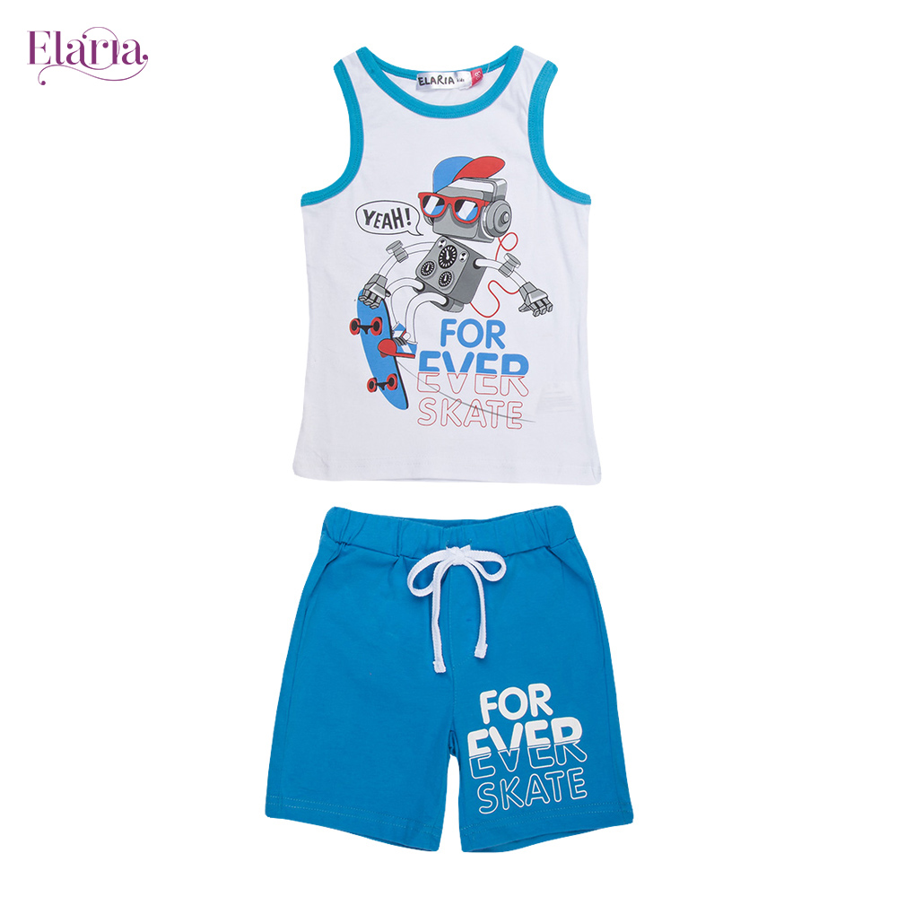 Children's Sets Elaria ESb-16-1 Children Clothing set of boys and girls db6077 dave bella autumn infant boys active clothing sets children suit high toddler outfits clothing suits