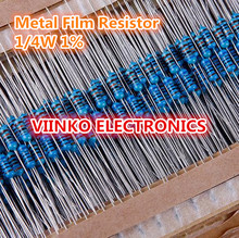 Free shipping 300pcs 330 ohm 1/4W 330R Metal Film Resistor 330ohm 0.25W 1% ROHS(China (Mainland))