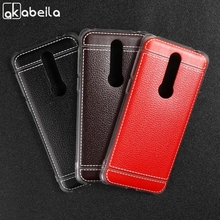 Soft TPU Leather Case For Alcatel 1X 2019 Cases Anti-Knock Protective Housing Back Shell Bumper Bags