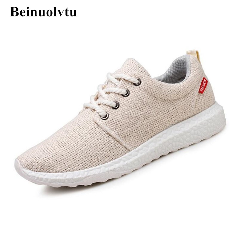 Spring autumn lightweight Sneakers Sport shoes men Trainers shoes linen sneakers Sport Running shoes for men Sneakers 2017 spring autumn lightweight men