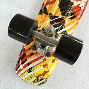 Image 3 - Nouveauté 22 pouces bonne qualité peny board pour fille et garçon pour profiter de la planche à roulettes Mini fusée de haute qualité