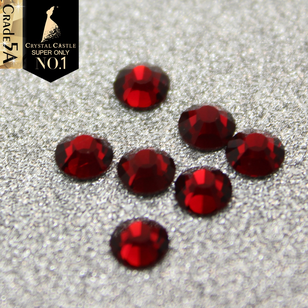 Crystal Castle All Size Light Siam Garnet Red Flatback Iron On Strass  Hotfix Crystal Hot Fix Rhinestone For Fashion Shoes-in Rhinestones from  Home   Garden ... fab2053a6201