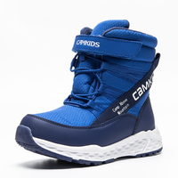 Children's snow boots, winter boys' boots, anti skid boots, middle boots, girls' children, 32 39 yards tide