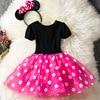 Minnie Mouse Dress Costume 2