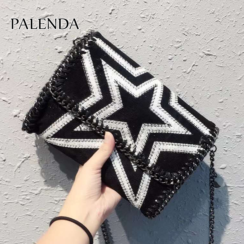 2018 new women shoulder bag star chains cover style chains crossbody messenger bags mini size виниловая пластинка cd david bowie ziggy stardust and the spiders from page 4