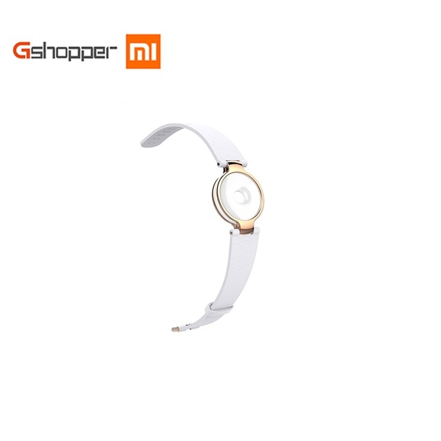 D'origine Xiaomi Huami AMAZFIT Moonbeam Bracelet intelligent Bluetooth 4.0 Bracelet Bracelet L'oxydation En Céramique Écran Sans Fil De Charge