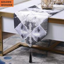 Modern Simple European Bed Runner Elegant Table Runners High Grade Chinese