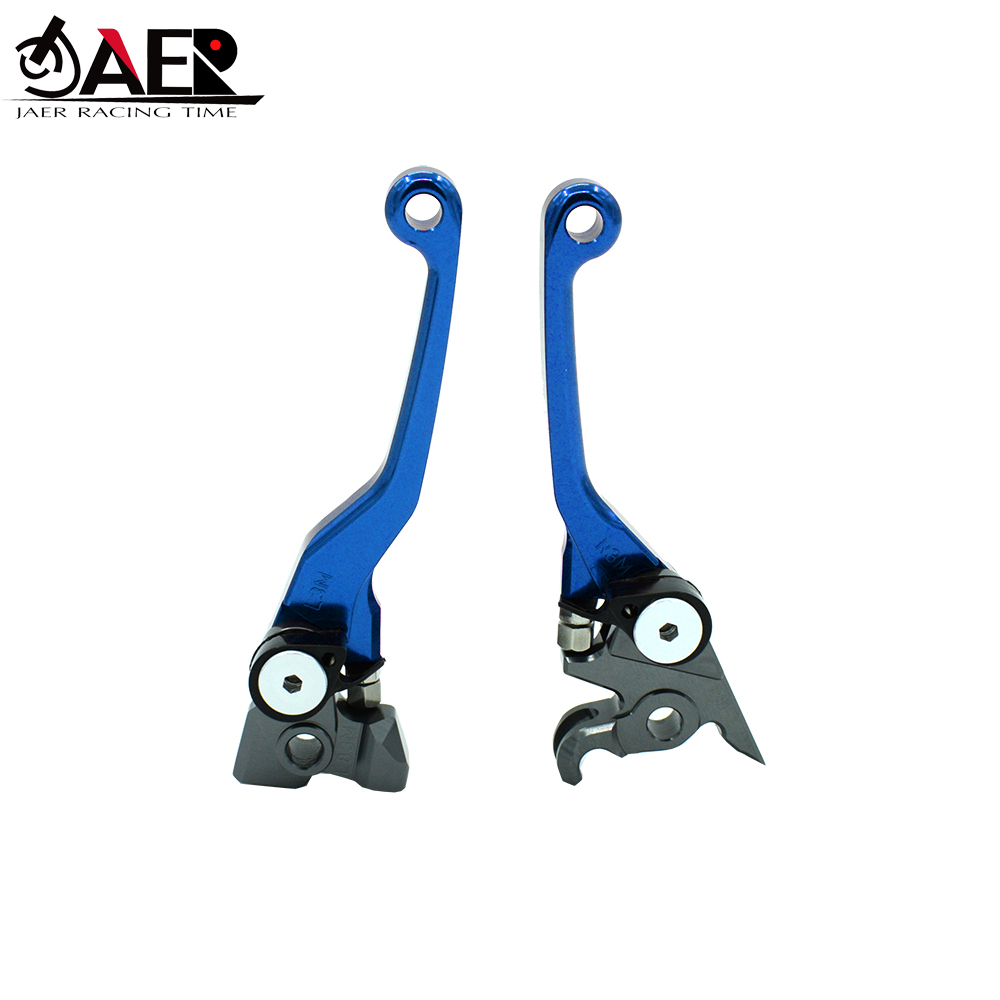 Image 3 - JAER Motorcycle Pivot Brake Clutch Levers For Yamaha YZ80 YZ85 2015 2016 2017 2018 2019 YZ65 2018-in Levers, Ropes & Cables from Automobiles & Motorcycles