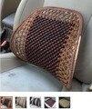 Автомобильные подушки для опираясь на поясничной подушки спинки подушки дышащий талии массаж талии подушка для опираясь на