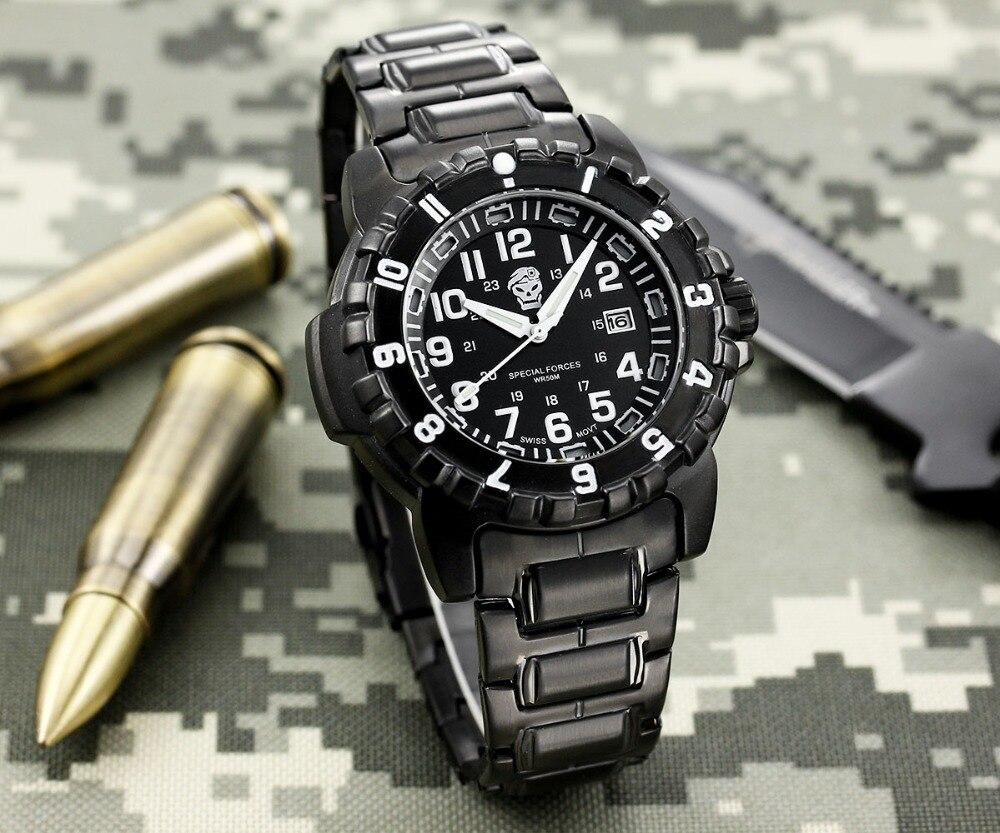 Montre de survie Bracelet étanche montres pour hommes femmes Camping randonnée militaire tactique équipement de Camping en plein air outils