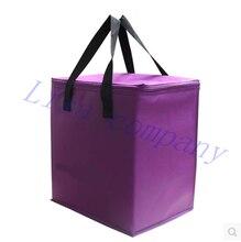 Outdoor Camping Hiking Picnic Bags Portable Picnic Bag Food Storage Basket Handbags Lunch Box Keep Warm And Cold Picnic Bag