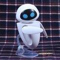 O Envio gratuito de Brinquedos Robô Wall E EVE EVE Ação PVC Figura Brinquedos Dolls MVFG122