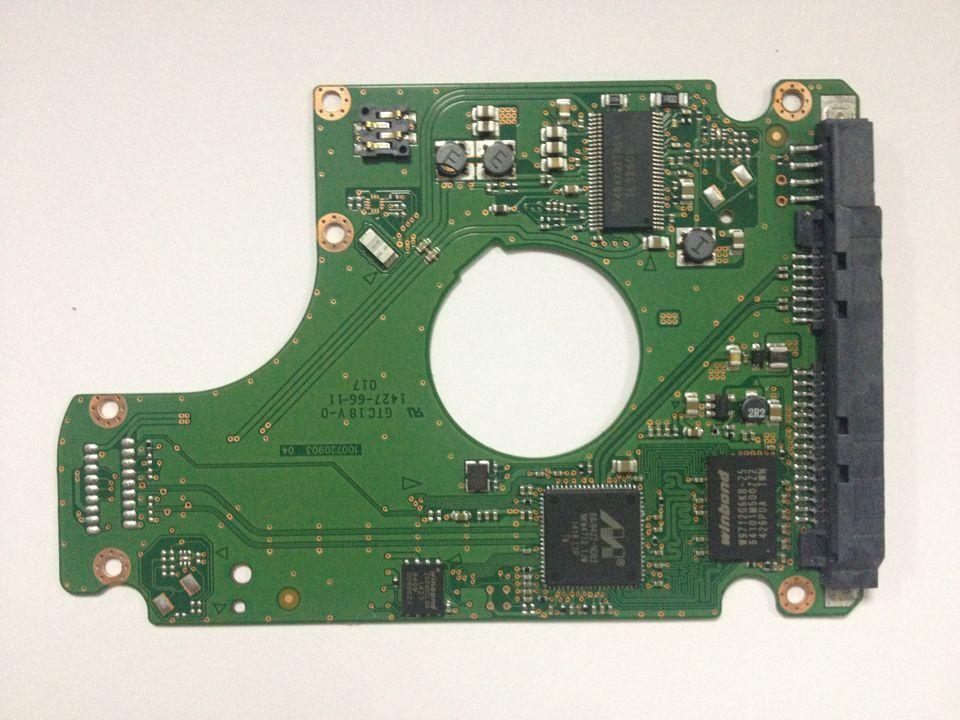 1 Teile/los Hdd Pcb Stdr1000 St1000lm024 Hdd St500lm012 St1000lm02 Logic Board-nummer: 100720903 04/m8_rev.07 R00 100720903 04