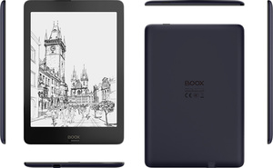 Image 4 - ONYX BOOX NOVA PRO e Book Reader The First Versatile eReader 2G/32G Contains Dual Touch and Front Light Flat screen eBook Reader