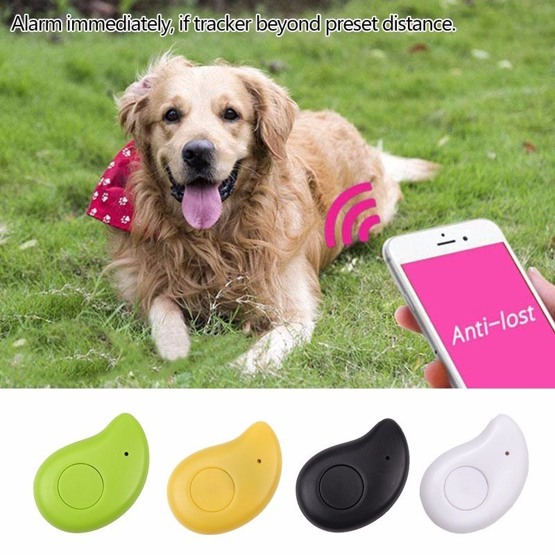 Fashion Anti-lost Key Finder Device Bluetooth Remote Positioner GPS Child Tracker Bag Wallet Pet Car for IOS/Andriod Smartphone