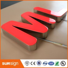 Wholesale led sign custom outdoor light