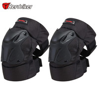 HEROBIKER Motorcycle Knee Pads Men Women Motorbike Ridng Knee Protectors Guards Moto Racing Protective Gears Knee