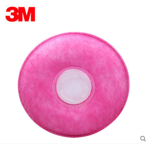 Image 4 - 10cs=5 packs 3M 2091 particulate filter P100 for 6000, 7000 series respirator