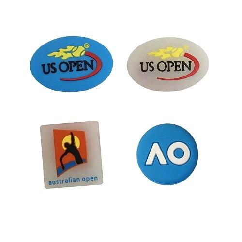 Американский Открытый Виброгаситель и австралийский открытый гаситель/Теннисная ракетка вибрационные гасители/Теннисная ракетка - Цвет: mix4